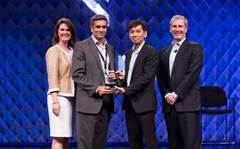 Ingram Micro wins Zebra award