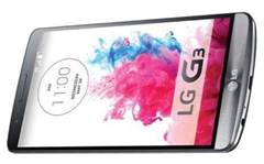 LG G3 has landed