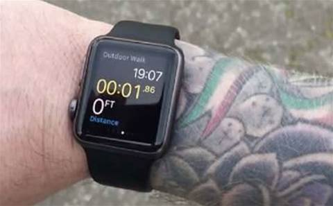 Apple Watch doesn't work with tattoos