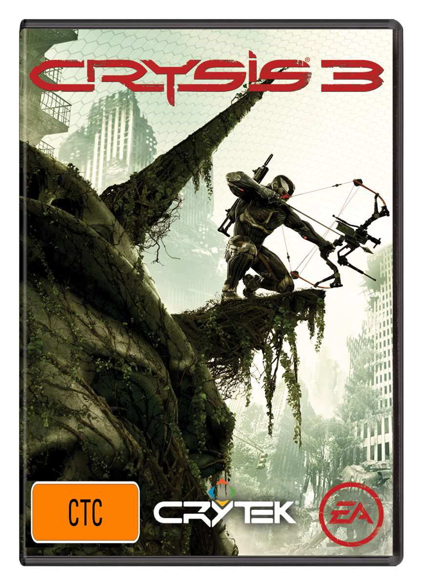 Crysis 3 Beta released, along with new VGA drivers from AMD & NVIDIA