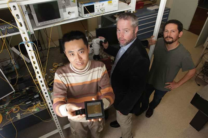 Scientists step closer to quantum computer chips