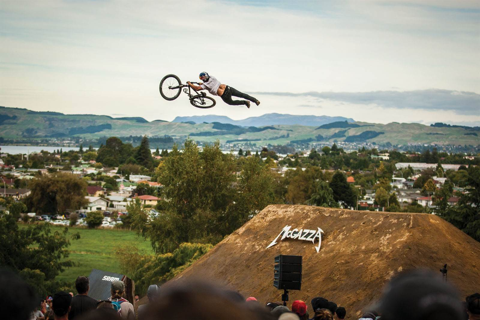 What's the big deal with Cranworx Rotorua?