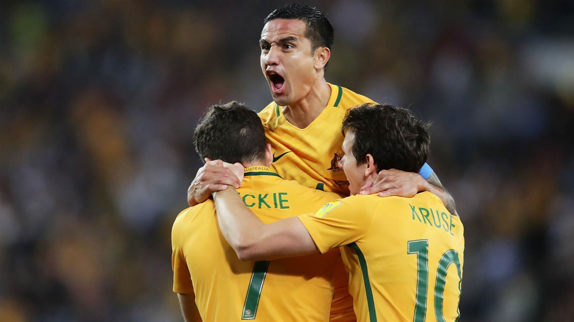 Ange: Timmy would've belted me if I took him off