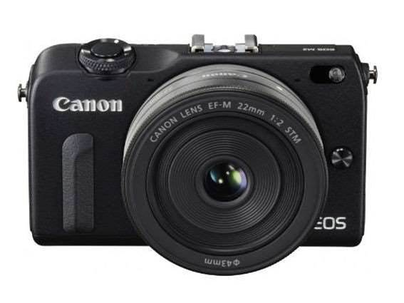 Canon's M2 mirrorless camera doubles focus speed, adds Wi-Fi to