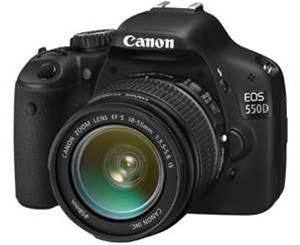 Canon EOS 550D: great image quality, but value no longer excellent