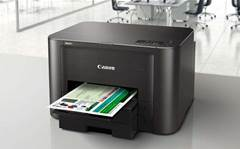 Canon's Maxify: not industrial strength, but more durable than a home printer
