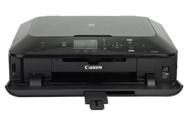 Canon's Pixma MG5460 inkjet printer reviewed