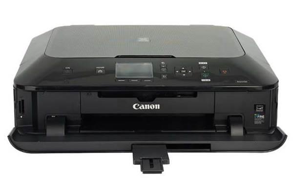 Canon's Pixma MG5460 inkjet printer reviewed