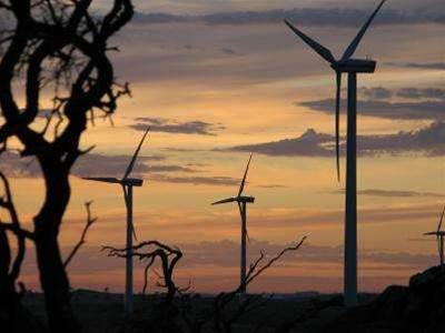 Amazon wind farm to power data centres