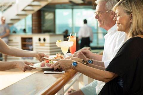 Carnival brings IoT to cruise ships