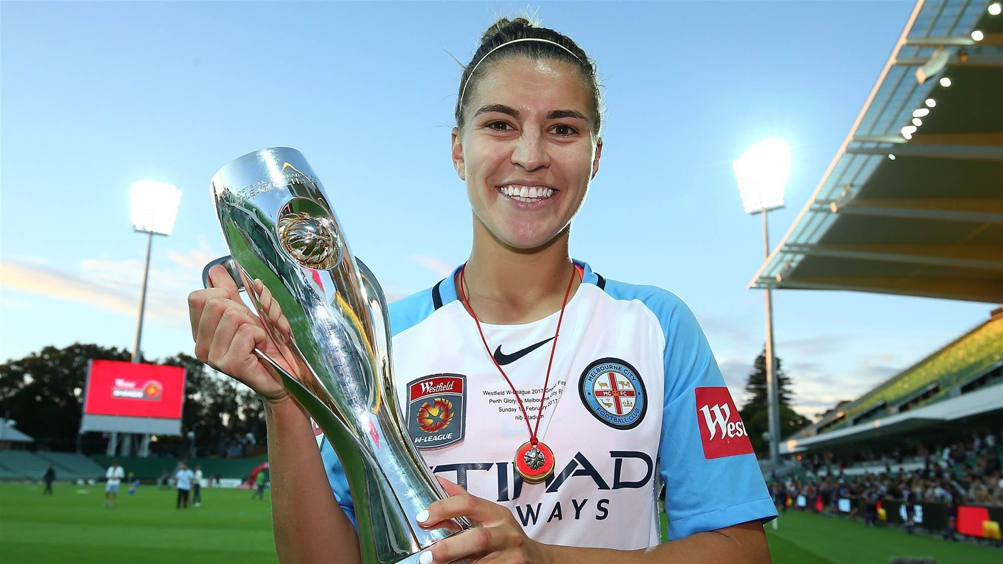 Catley: W-League must build on Matildas momentum