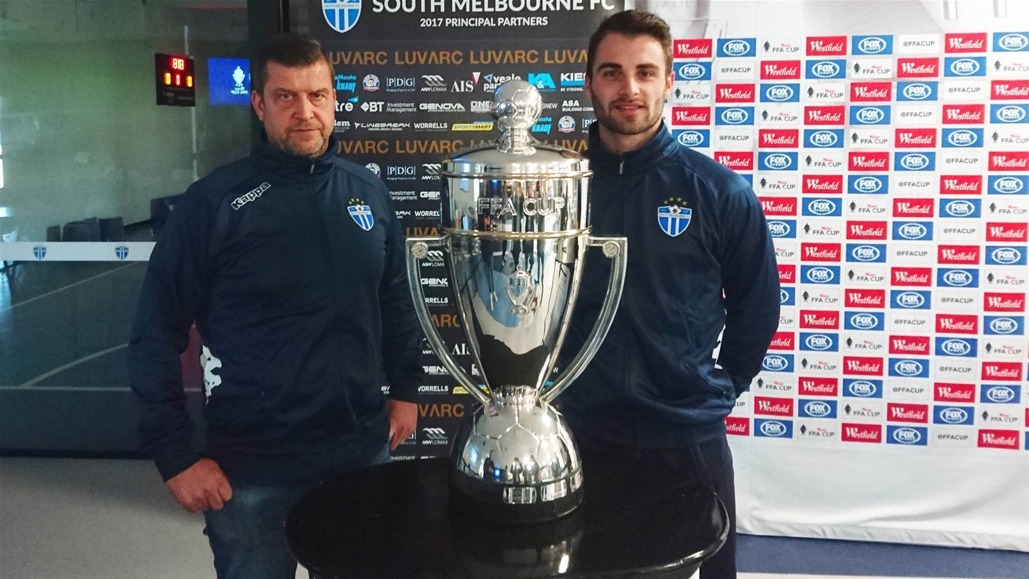 South Melbourne using FFA Cup to showcase A-League ambition