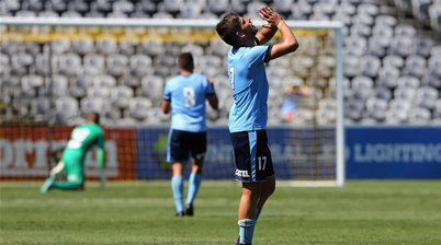 Sydney FC youngster pleads for first team action