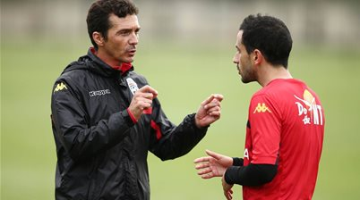 Cirio return boosts 'optimistic' Reds