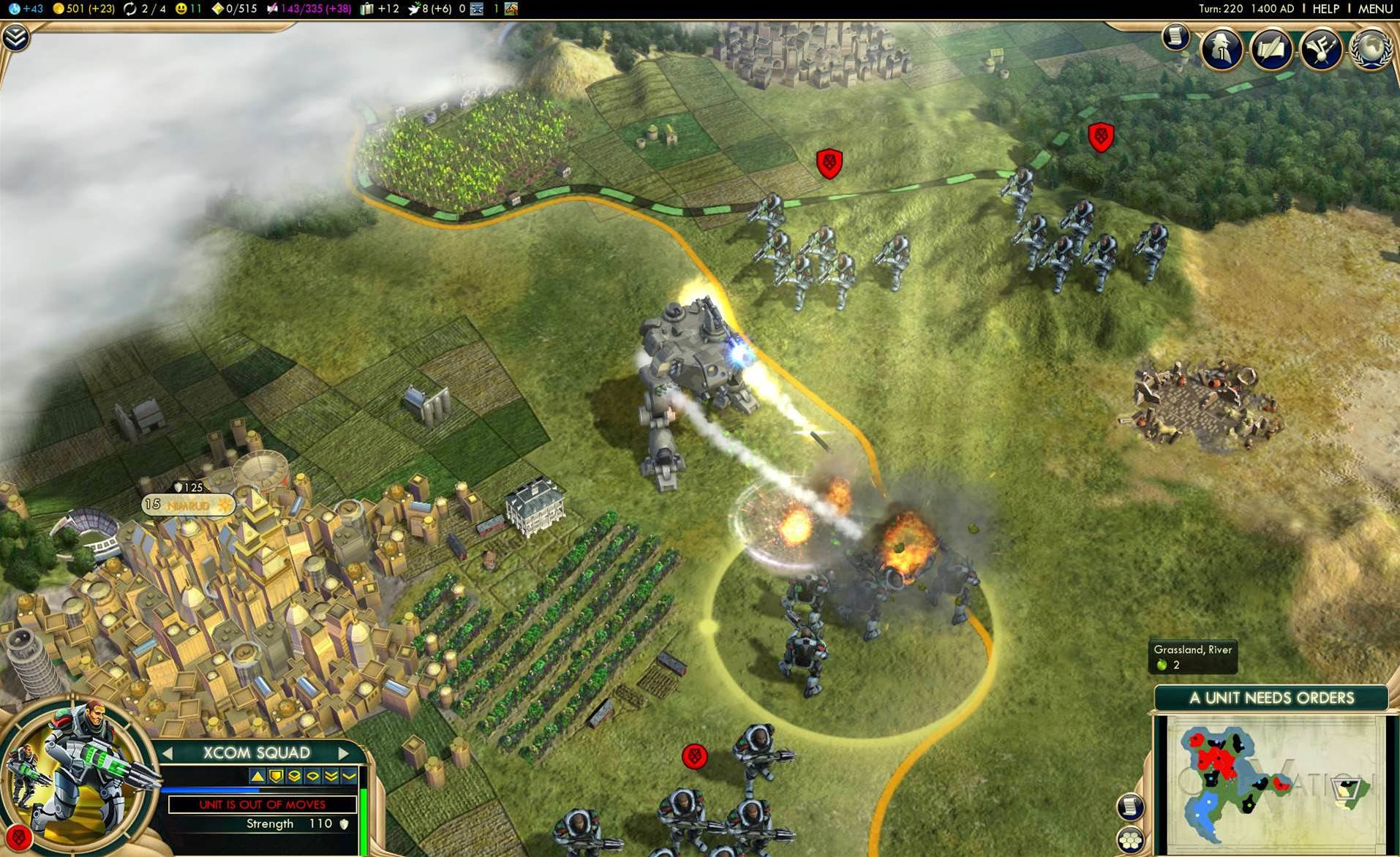 Review: Civilization V: Brave New World