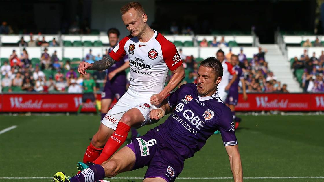 Clisby: We deserved more against Perth