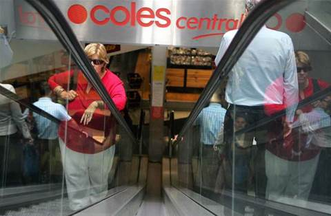 Fast check-out: cashless payments roll out at Coles