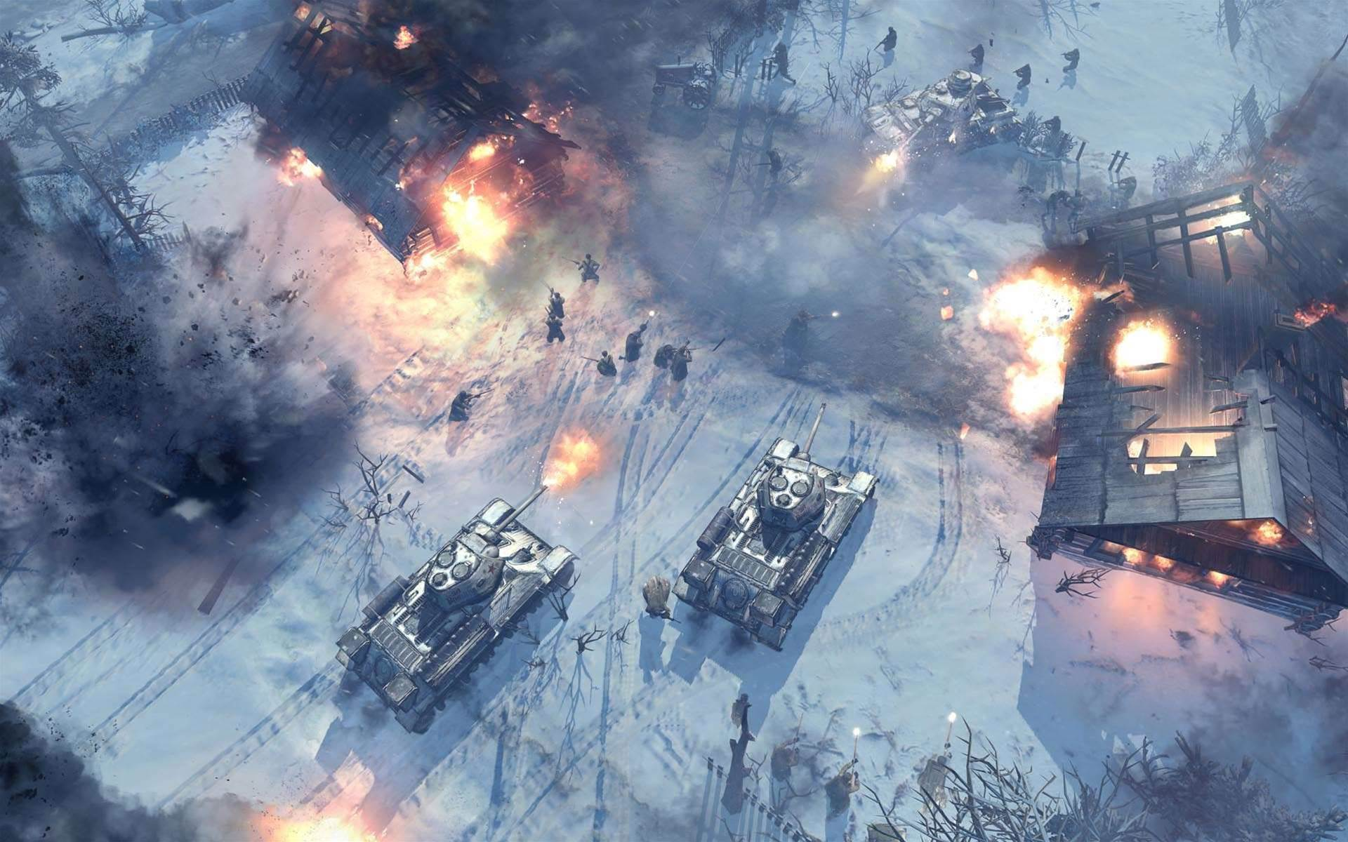 First look at Company of Heroes 2!