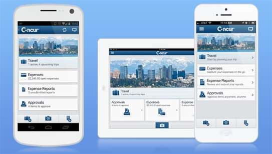 SAP buys cloud travel expense platform Concur