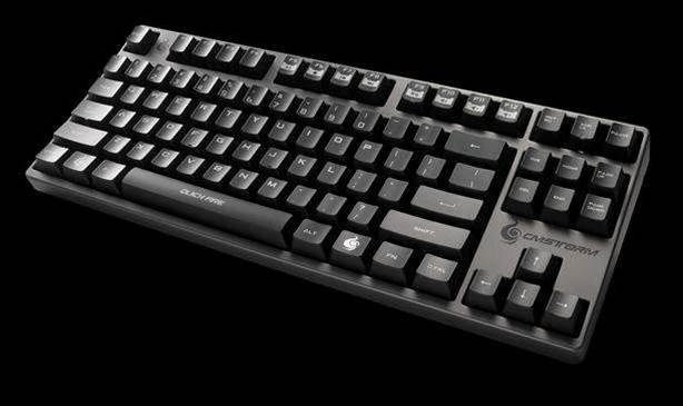 CM Storm Quickfire Rapid keyboards are a solid mechanical offering