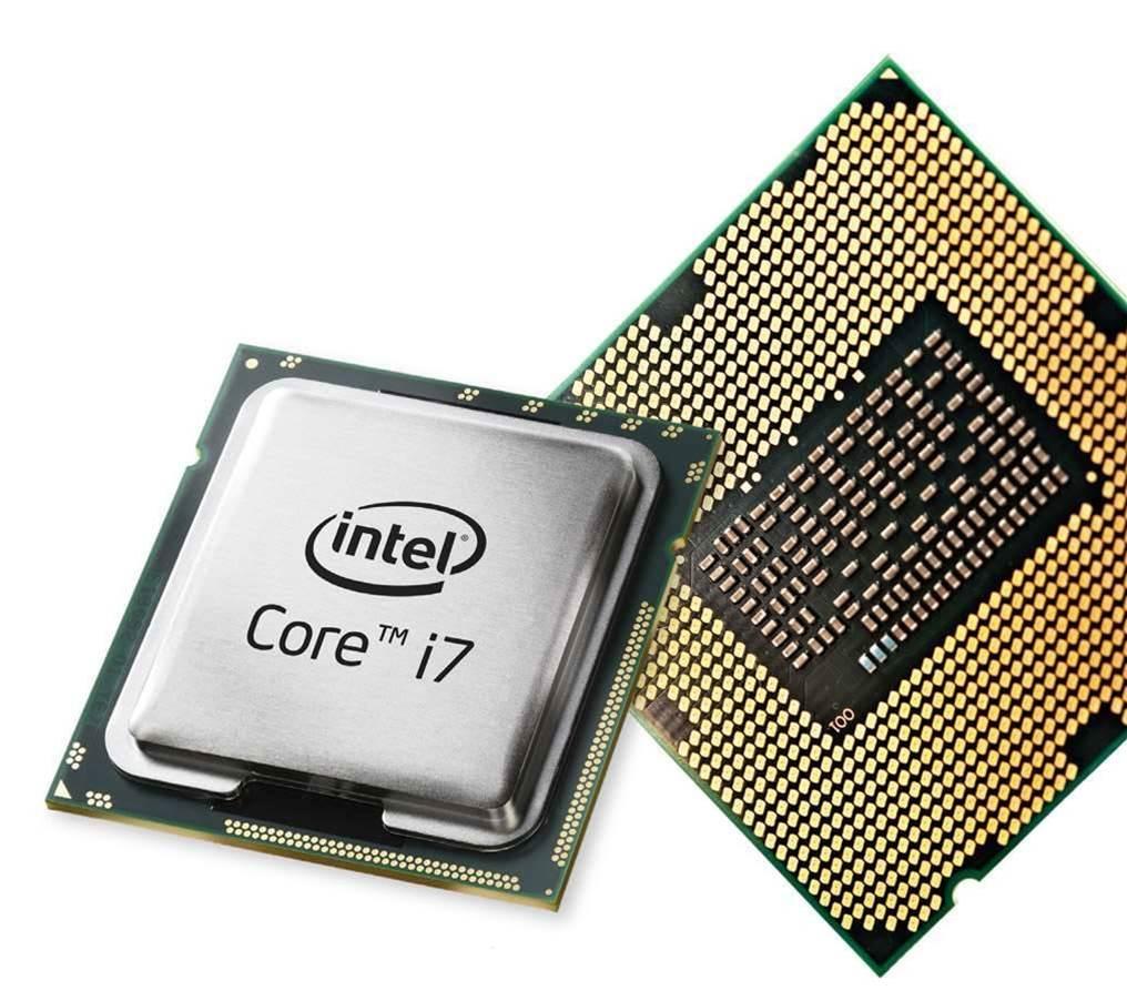 Intel's Core i7 990X processor - top of the line