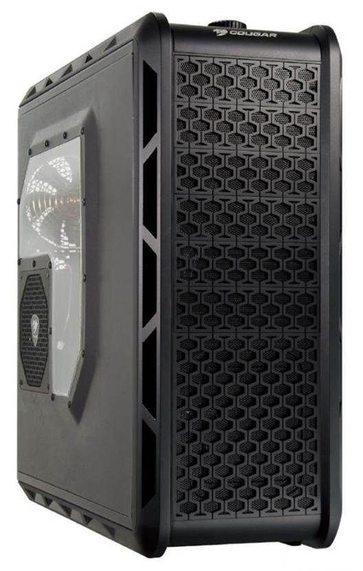 Win Cougar's Hot Award-winning Evolution PC case!