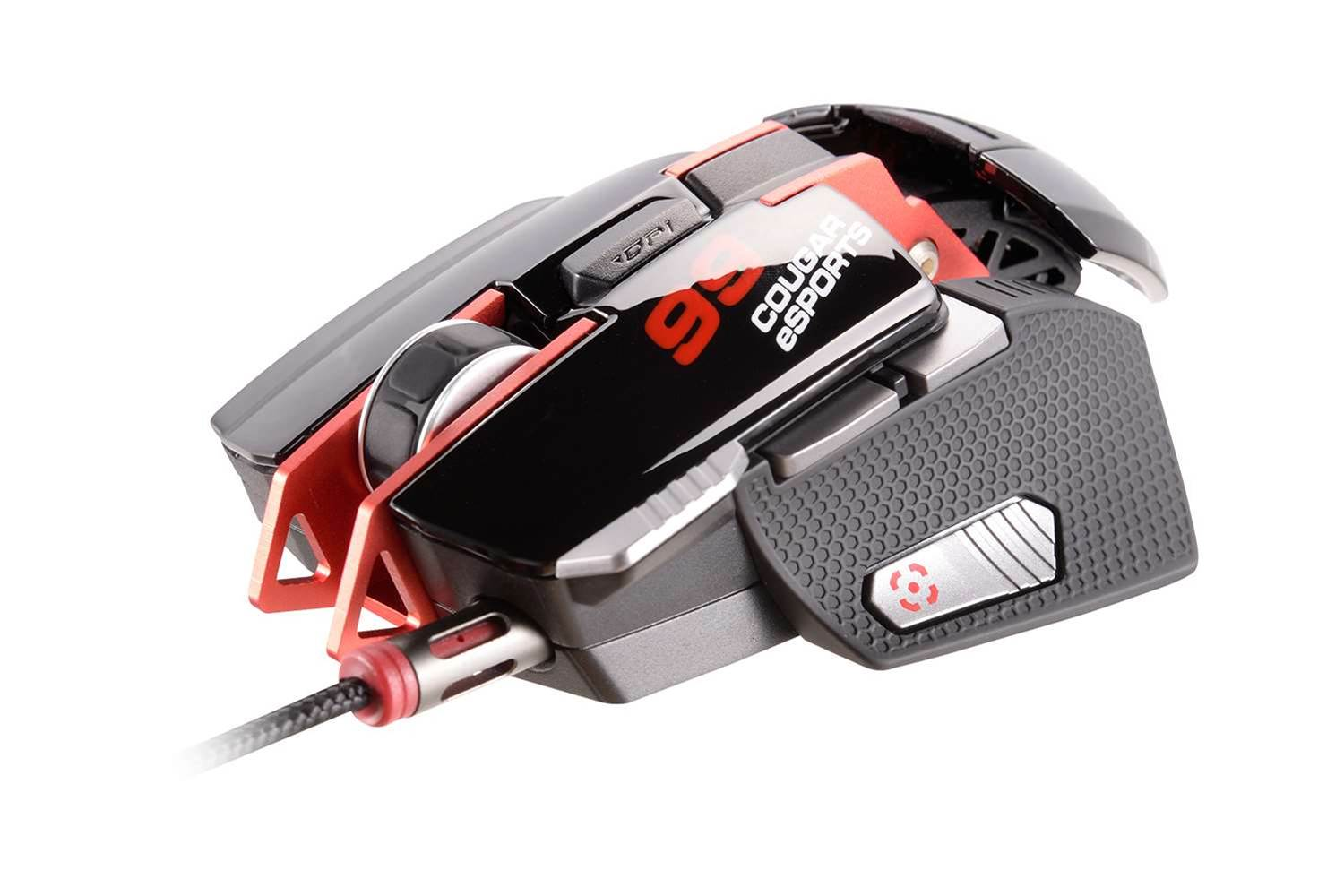 Cougar adds eSports edition to its 700M mouse range