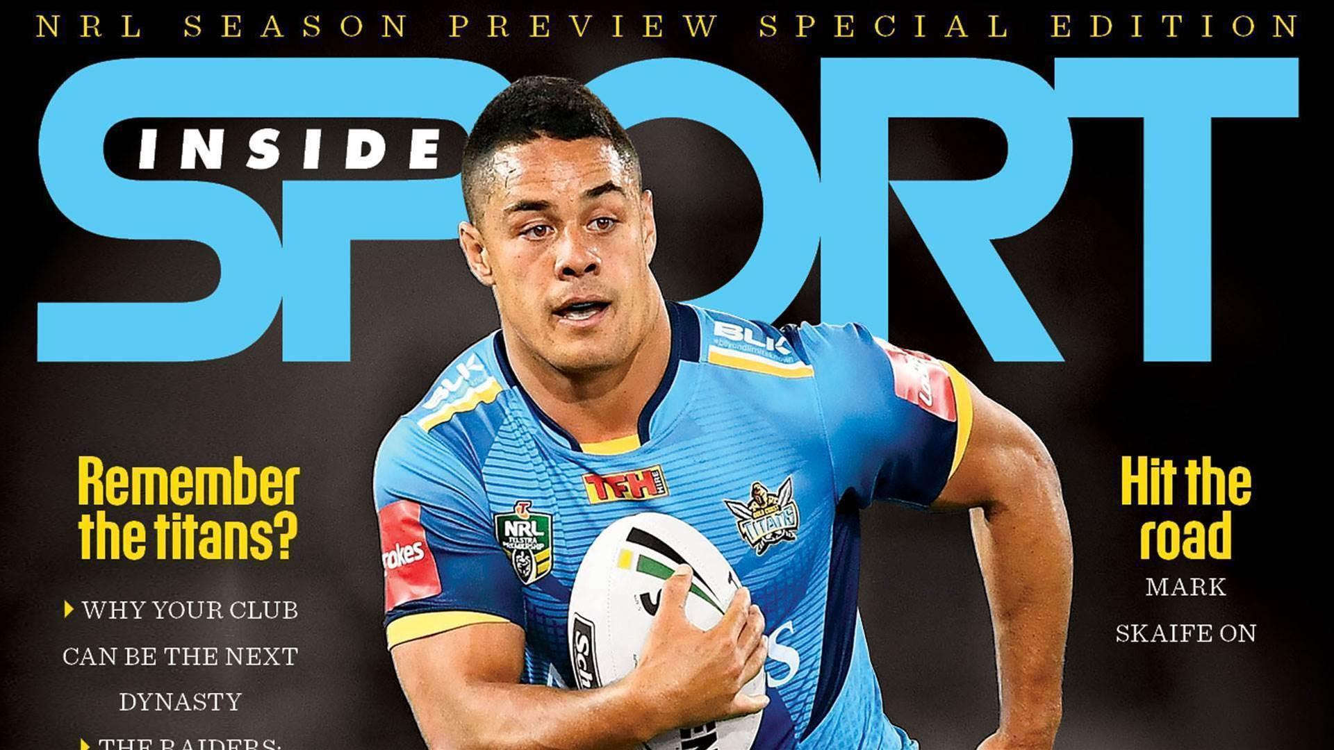 March 2017 Inside Sport on sale now