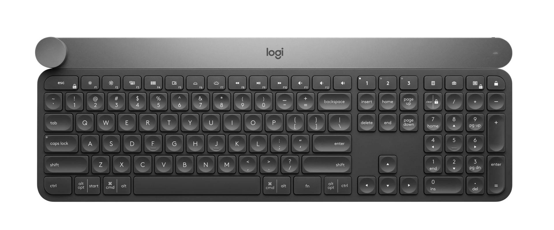 Review: Logitech Craft keyboard