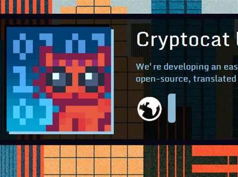 Cryptocat hole made conversations crackable