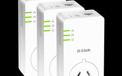 D-Link's new Gigabit PowerLine adaptor