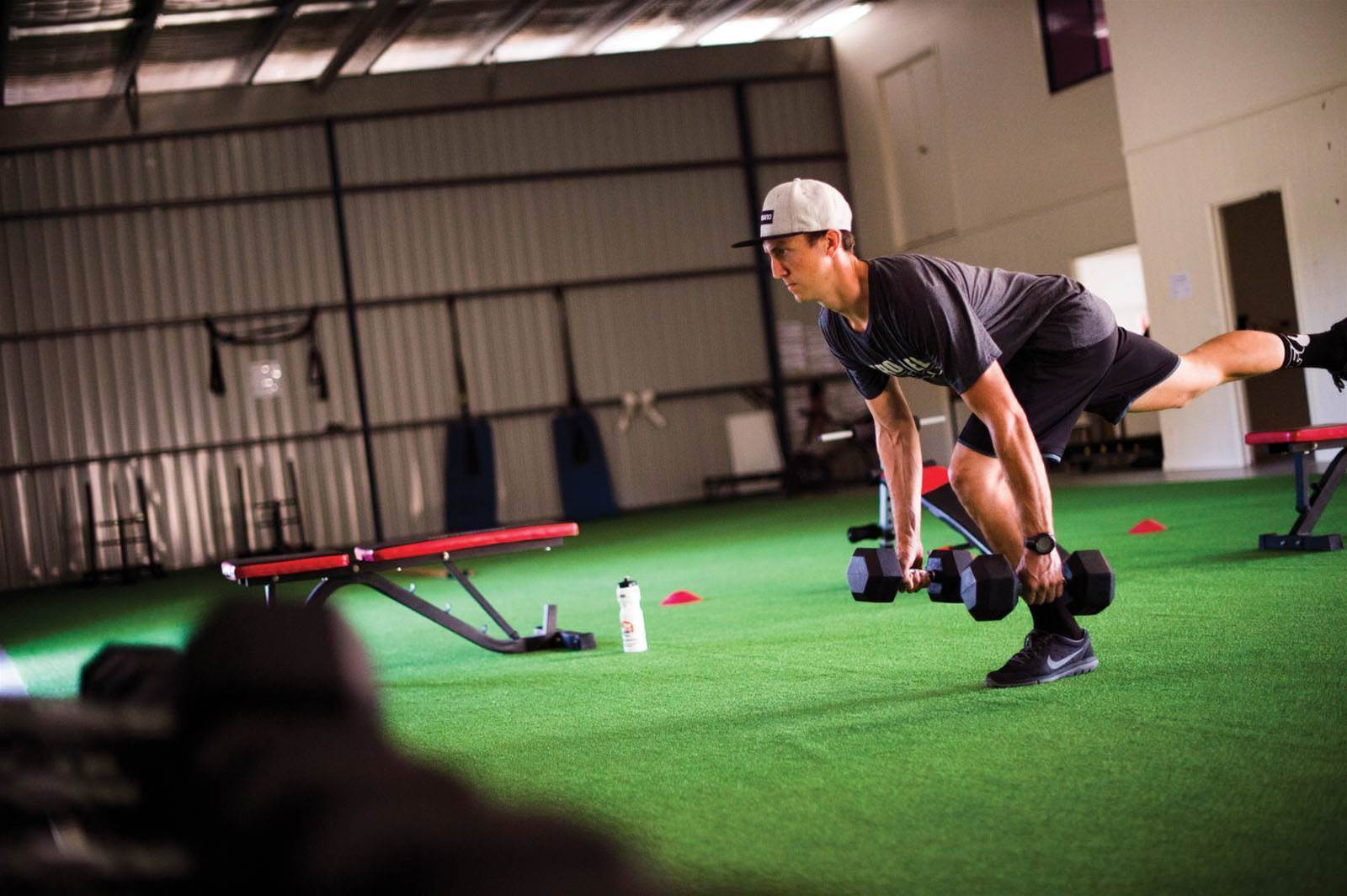 Pump up your strength and conditioning training