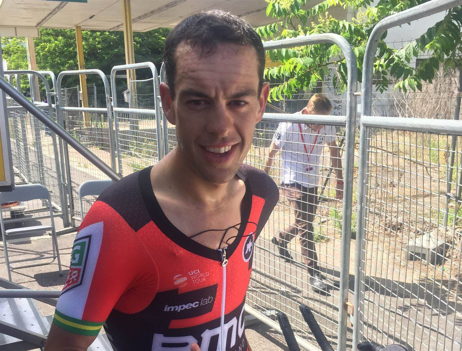 Porte beats Froome in Dauphine time trial