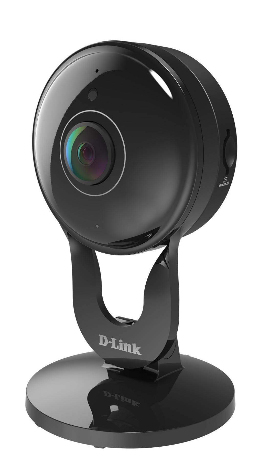 D-Link launches new DCS-2530L full HD 180-degree Wi-Fi camera