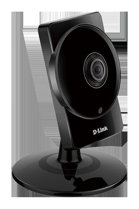 D-Link's new entry-level 180° security camera