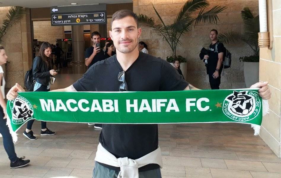 Troisi set for Israeli switch