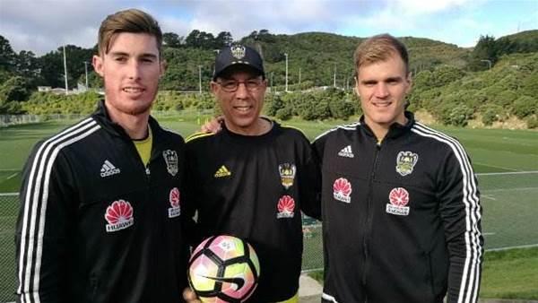 Vaz Alves joins Nix as 'keeper coach