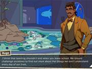 Review: Dream Daddy: A Dad Dating Simulator