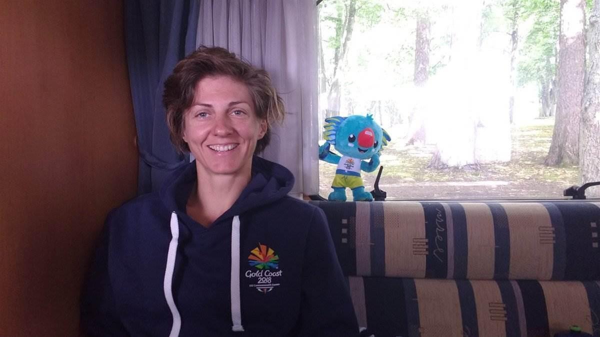 Katrin Garfoot claims Worlds bronze for Australia