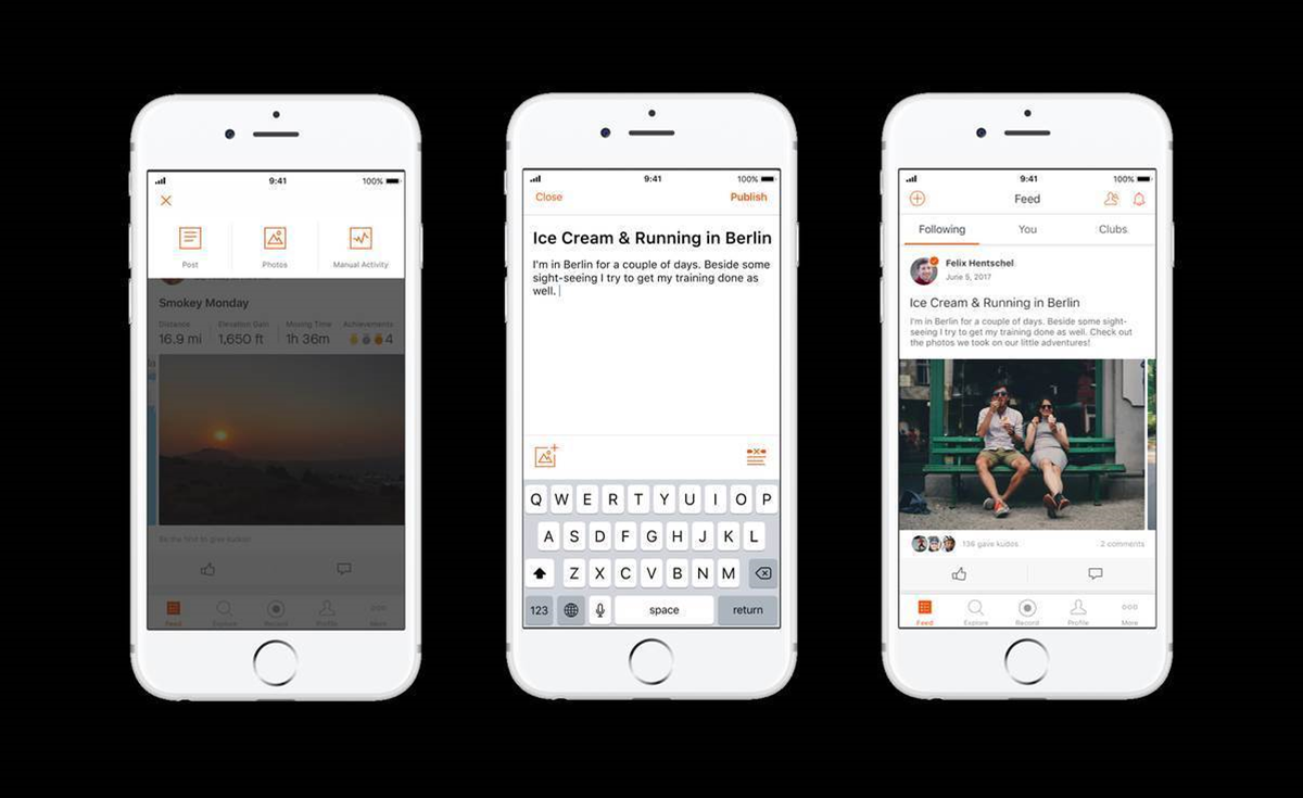 """Strava's new expanded """"Posts"""" feature will completely change your feed"""