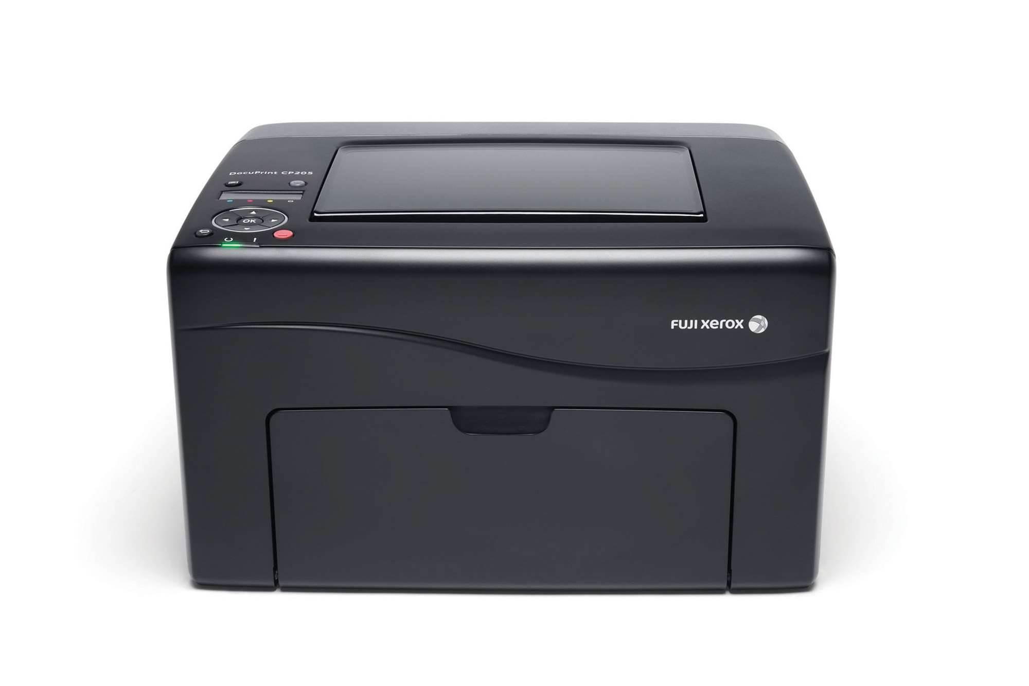 Product brief: Fuji-Xerox Docuprint CP205