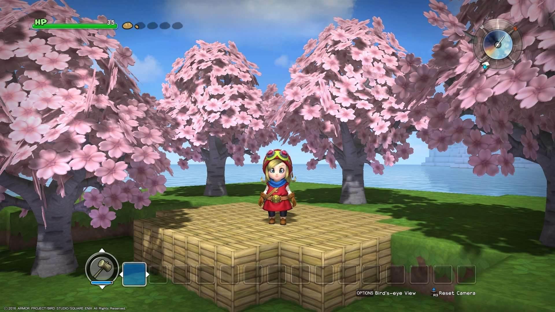 Review: Dragon Quest Builders