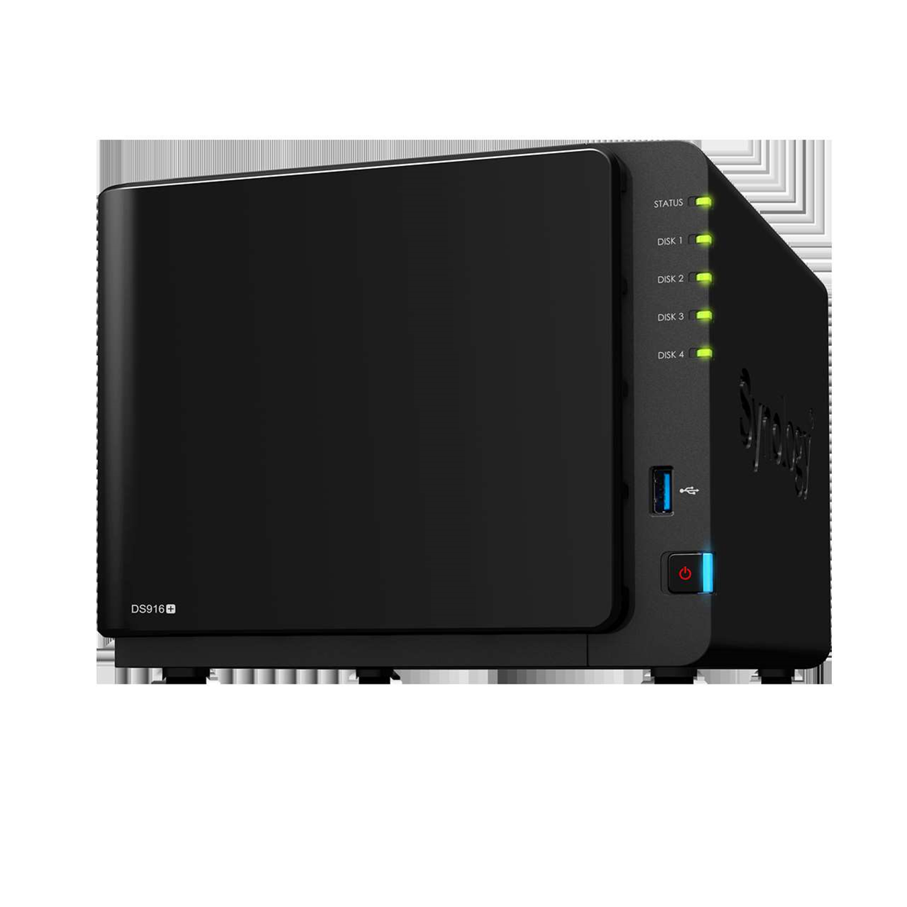 Synology reveals two new NAS products - the DS916+ and DS116