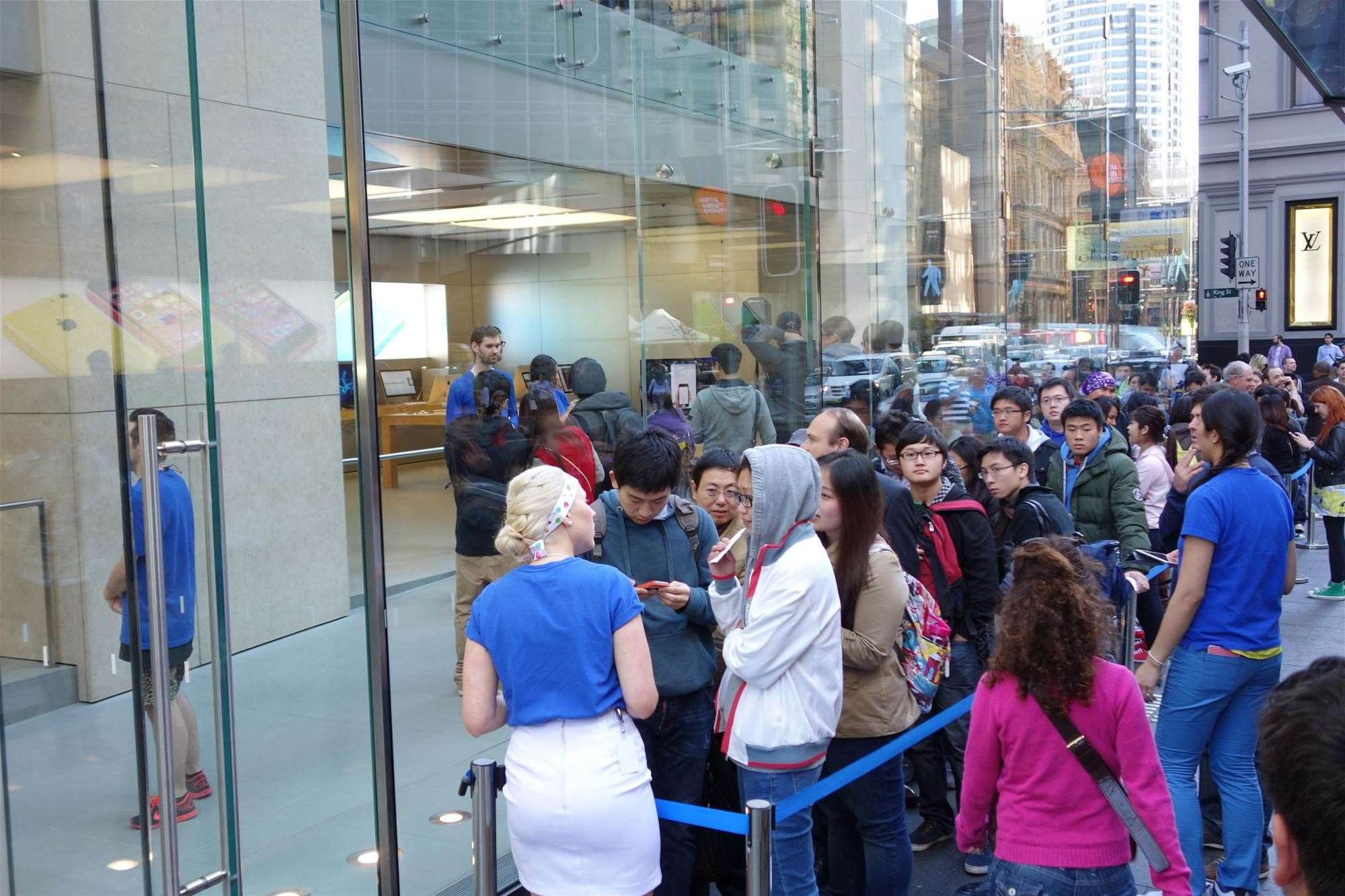 People still care about new iPhone day