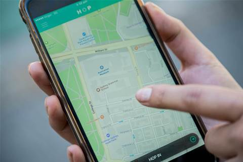 How an Australian startup plans to take on Uber