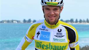 Austrian cyclist attempts record Perth-Sydney marathon ride