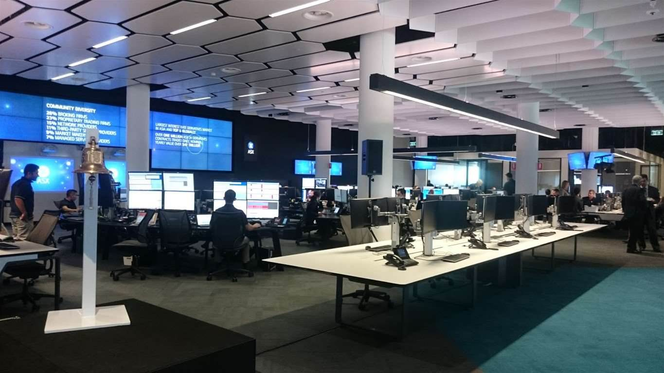 ASX opens new tech, customer support centre