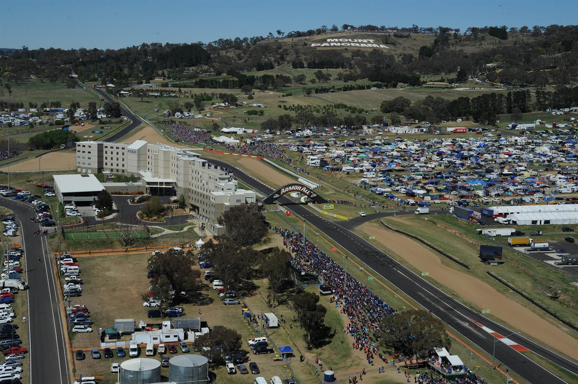 'Legend's Lane' planned for Mount Panorama