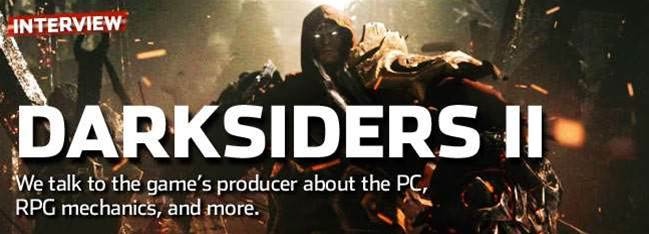 Darksiders II interview – Puzzling the line between frustration and fun