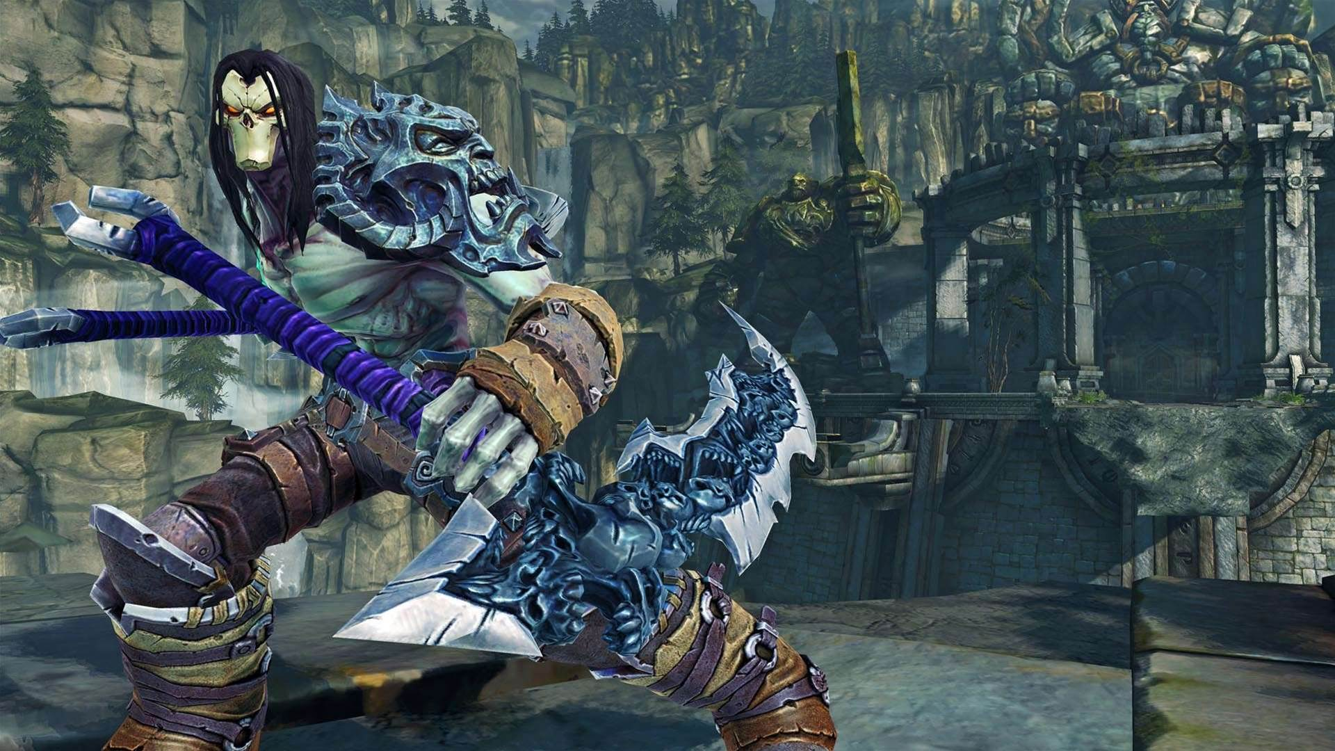 Darksiders II review - fun on PC, despite itself
